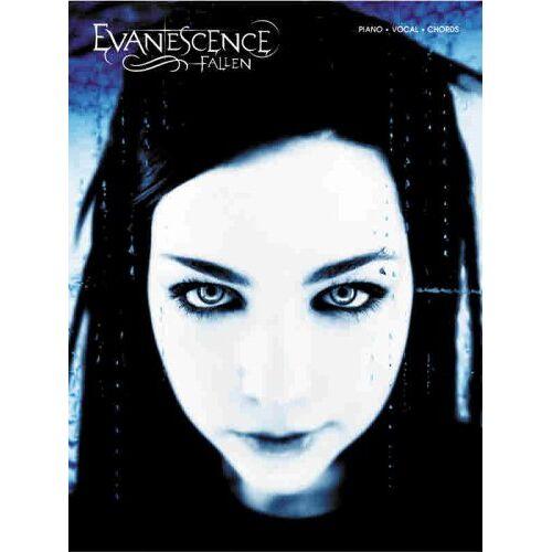 Evanescence - Fallen: Piano/Vocal/Chords: Piano, Vocal and Guitar Arrangement (Pvg) - Preis vom 21.10.2020 04:49:09 h