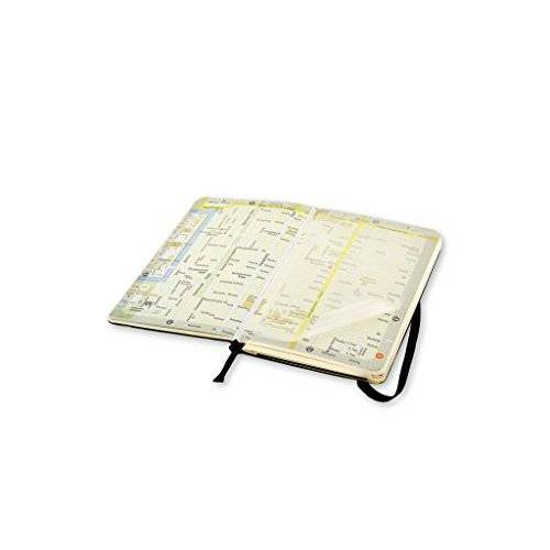 Moleskine - Moleskine City Notebook Beijing, Pocket, Hardcover, schwarz - Preis vom 11.06.2021 04:46:58 h