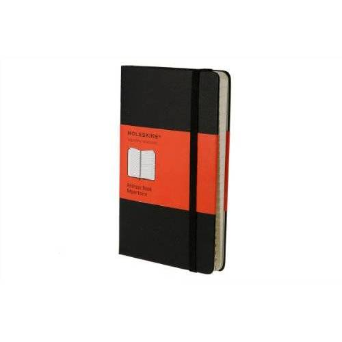 Moleskine - Moleskine. Address-book - Preis vom 20.10.2020 04:55:35 h