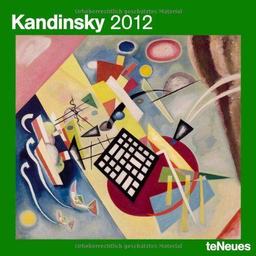 Wassily Wassily Kandinsky - Kandinsky 2012 - Preis vom 28.02.2021 06:03:40 h