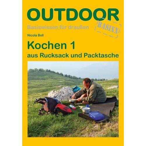 Nicola Boll - Kochen 1 aus Rucksack und Packtasche - Preis vom 18.10.2020 04:52:00 h