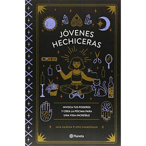 Jaya Saxena - Javenes Hechiceras - Preis vom 16.05.2021 04:43:40 h