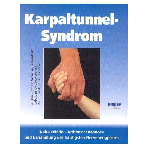 Veronika Fialka - Karpaltunnel-Syndrom - Preis vom 19.06.2021 04:48:54 h