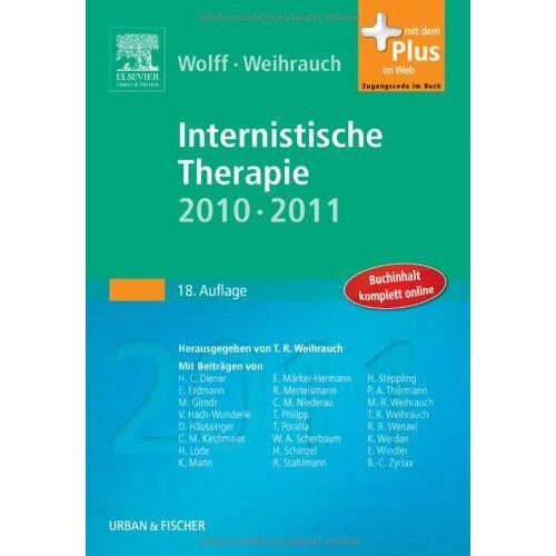 Hans-Peter Wolff - Internistische Therapie: 2010/2011 - mit Zugang zum Elsevier-Portal - Preis vom 01.08.2021 04:46:09 h