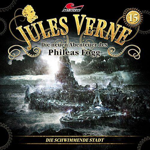 Jules Verne - Die Schwimmende Stadt Folge 15 - Preis vom 12.10.2021 04:55:55 h
