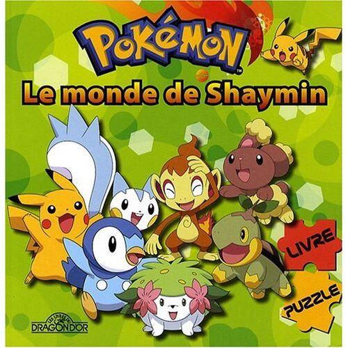 Dragon d'or - Pokémon : Le monde de Shaymin : Livre-puzzle - Preis vom 23.09.2021 04:56:55 h