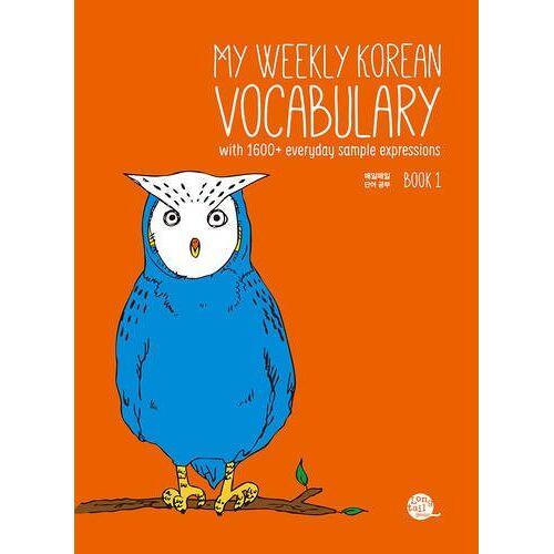 Talk To Me in Korean - My Weekly Korean Vocabulary - Preis vom 21.06.2021 04:48:19 h