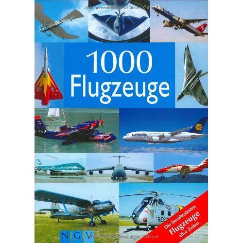 - 1000 Flugzeuge: Die berühmtesten Flugzeuge aller Zeiten - Preis vom 14.06.2021 04:47:09 h