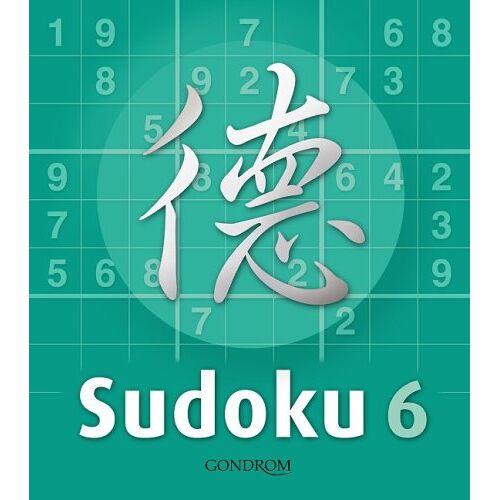 - Sudoku 6 - Preis vom 23.10.2021 04:56:07 h