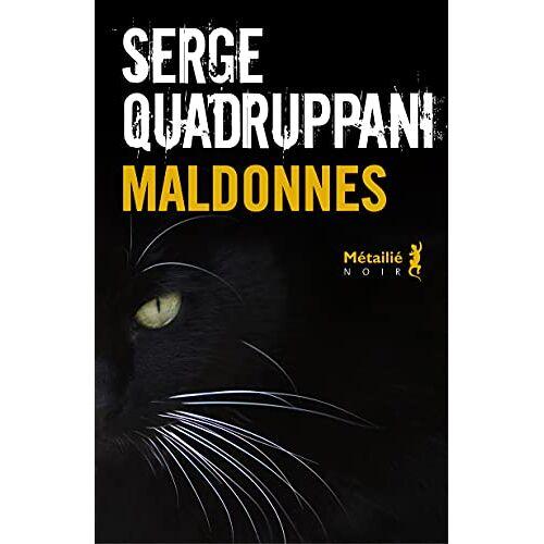 Serge Quadruppani - Maldonnes - Preis vom 11.06.2021 04:46:58 h