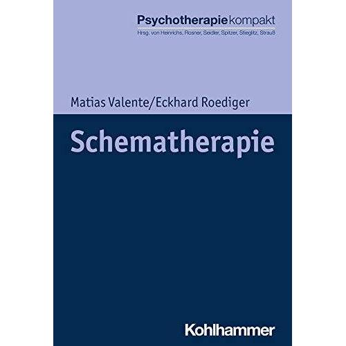 Matias Valente - Schematherapie (Psychotherapie kompakt) - Preis vom 15.06.2021 04:47:52 h