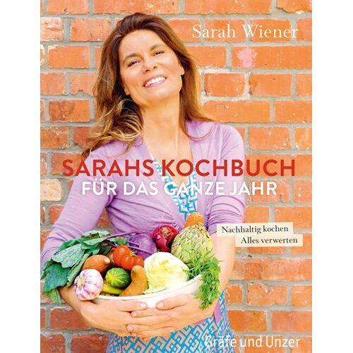 Sarah Wiener - Sarahs Kochbuch für das ganze Jahr (Einzeltitel) - Preis vom 15.06.2021 04:47:52 h