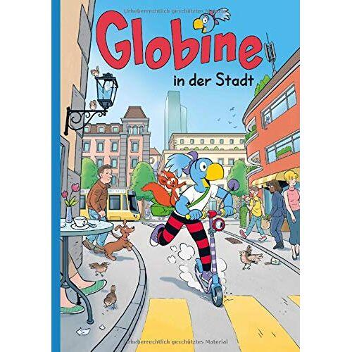 Samuel Glättli - Globine in der Stadt: Band 6 (Globine Klassik) - Preis vom 12.06.2021 04:48:00 h