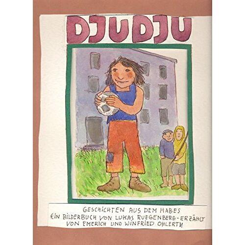 Ruegenberg, Bruder Lukas - Djudju: Ein Leben im Habes - Preis vom 19.06.2021 04:48:54 h
