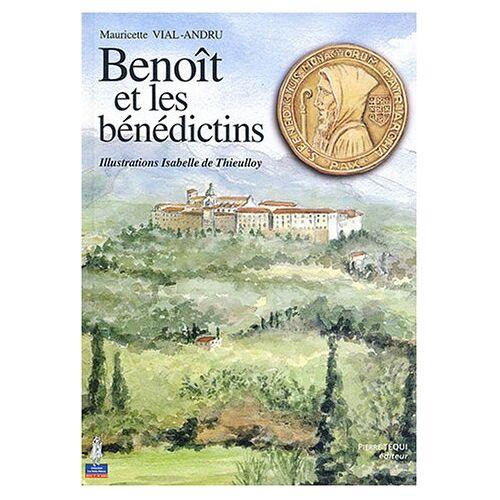 Mauricette Vial-Andru - Benoît et les bénédictins - Preis vom 11.06.2021 04:46:58 h