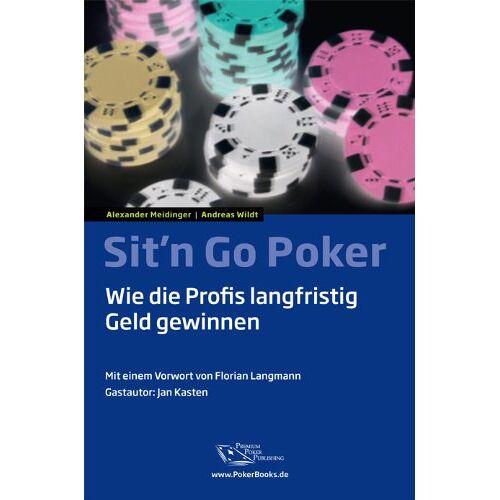 Alexander Meidinger - Meidinger, A: Sit'n Go Poker - Preis vom 14.06.2021 04:47:09 h
