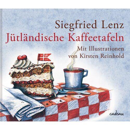 Siegfried Lenz - Jütländische Kaffeetafeln - Preis vom 13.06.2021 04:45:58 h
