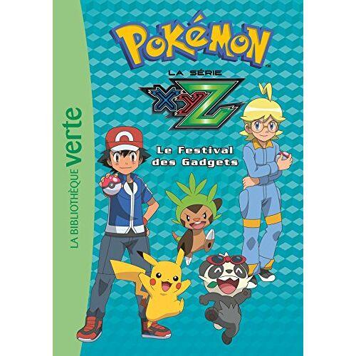 - Pokémon : la série XYZ, Tome 34 : Le festival des gadgets - Preis vom 16.06.2021 04:47:02 h