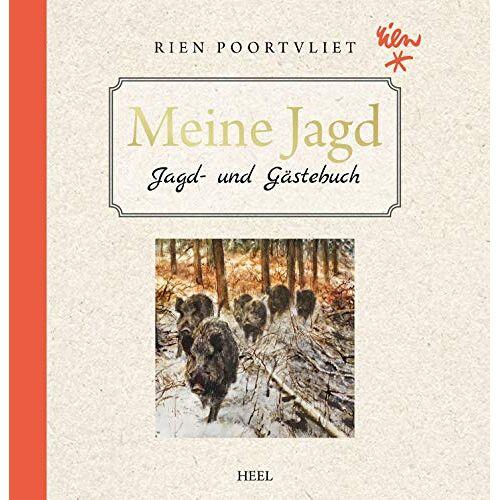 - Meine Jagd: Das Jagd- und Gästebuch - Preis vom 13.09.2021 05:00:26 h