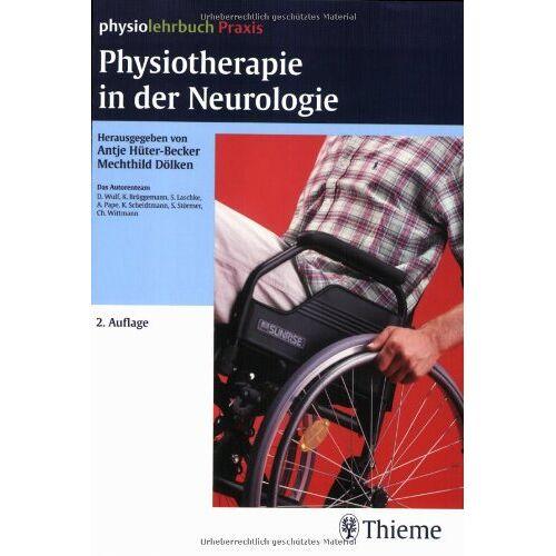 Antje Hüter-Becker - Physiotherapie in der Neurologie - Preis vom 29.07.2021 04:48:49 h