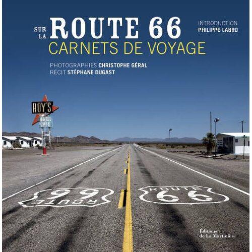 Stéphane Dugast - Sur la route 66 : Carnet de voyage - Preis vom 12.06.2021 04:48:00 h