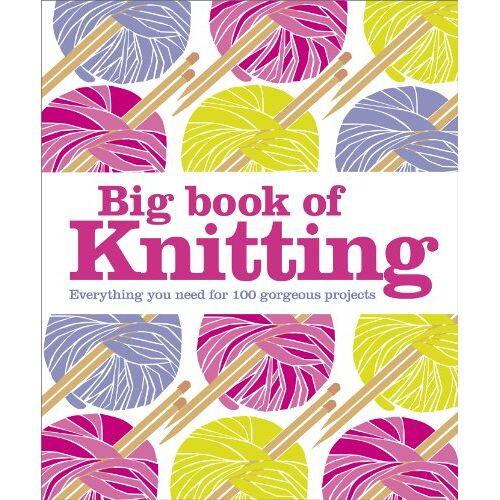 DK - Big Book of Knitting (Dk Crafts) - Preis vom 17.06.2021 04:48:08 h