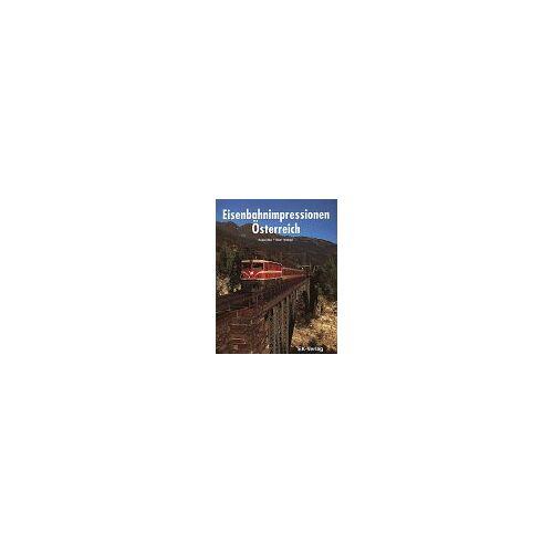 Roland Alber - Eisenbahnimpressionen Österreich - Preis vom 11.10.2021 04:51:43 h