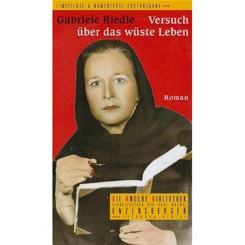 Gabriele Riedle - Riedle: Versuch/wüste Leben - Preis vom 14.06.2021 04:47:09 h