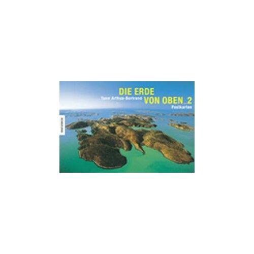 Yann Arthus-Bertrand - Die Erde von oben 2. Postkartenbuch. Postkarten - Preis vom 09.09.2021 04:54:33 h