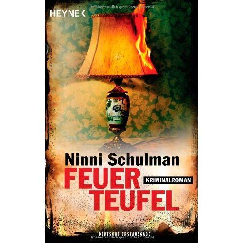 Ninni Schulman - Feuerteufel: Roman - Preis vom 18.06.2021 04:47:54 h