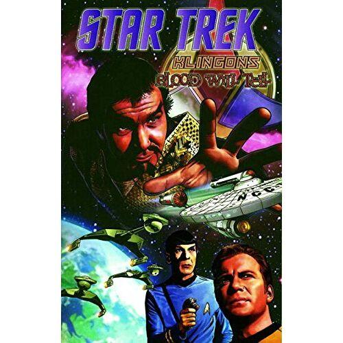 Scott Tipton - Star Trek: Klingons - Blood Will Tell - Preis vom 22.06.2021 04:48:15 h
