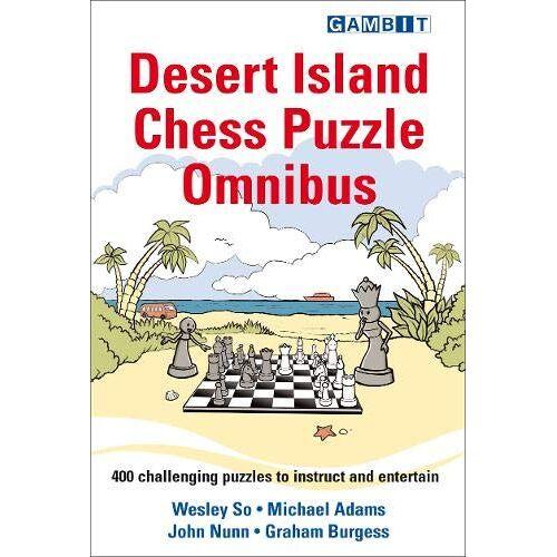 Wesley So - Desert Island Chess Puzzle Omnibus - Preis vom 15.09.2021 04:53:31 h