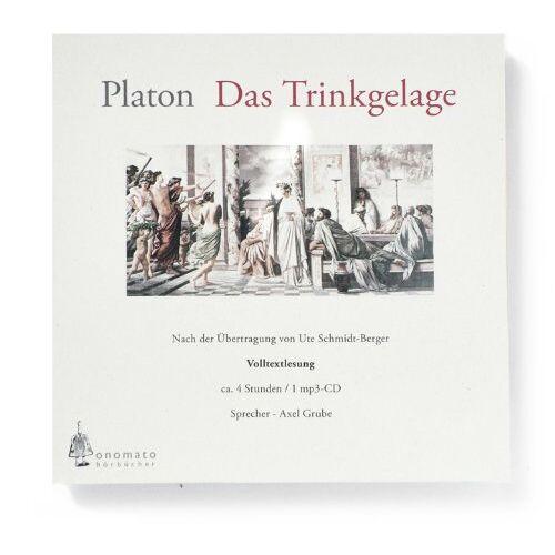 Platon - Das Trinkgelage - Preis vom 23.07.2021 04:48:01 h