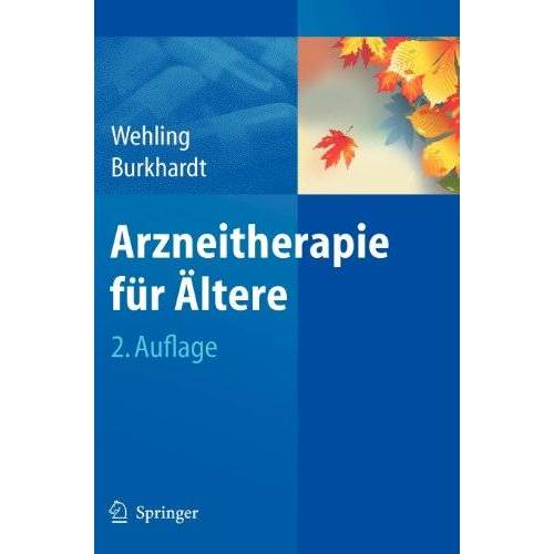 Martin Wehling - Arzneitherapie für Ältere - Preis vom 22.09.2021 05:02:28 h