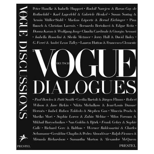 Verlag, Conde Nast - Vogue Dialogues (Deutsch Vogue Dialogues) - Preis vom 15.06.2021 04:47:52 h