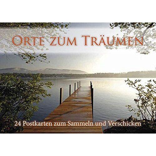 - Postkartenbuch: Besondere Orte: 24 Postkarten zum Sammeln und Verschicken - Preis vom 24.07.2021 04:46:39 h
