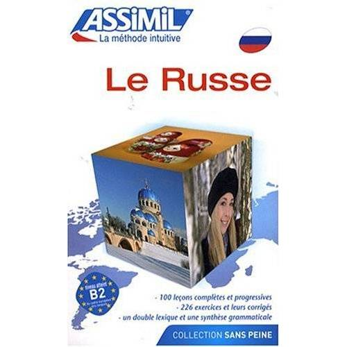 Victoria Melnikova-Suchet - Le russe - Preis vom 15.06.2021 04:47:52 h