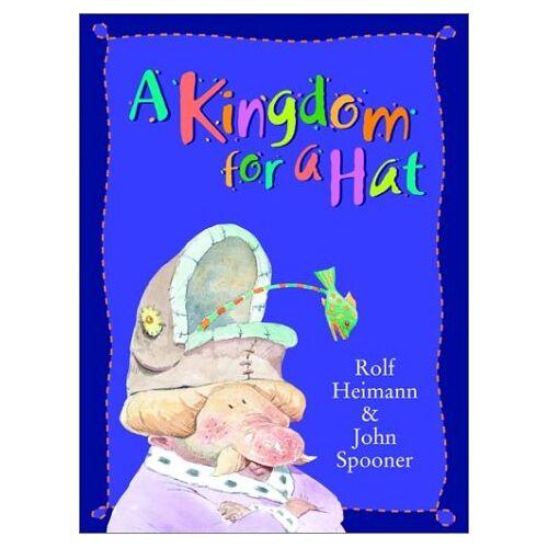 Rolf Heimann - A Kingdom for a Hat - Preis vom 16.06.2021 04:47:02 h