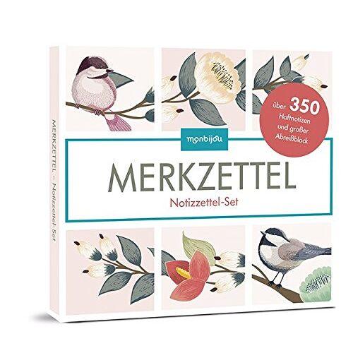 Helmut Lingen Verlag GmbH - Merkzettel: Notizzettel-Set (monbijou) - Preis vom 22.06.2021 04:48:15 h