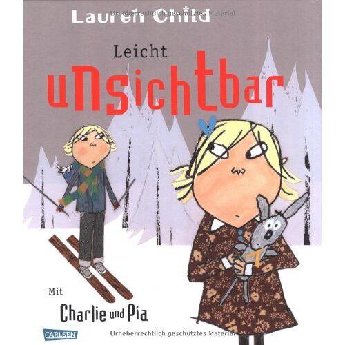 Lauren Child - Leicht unsichtbar - Preis vom 16.05.2021 04:43:40 h
