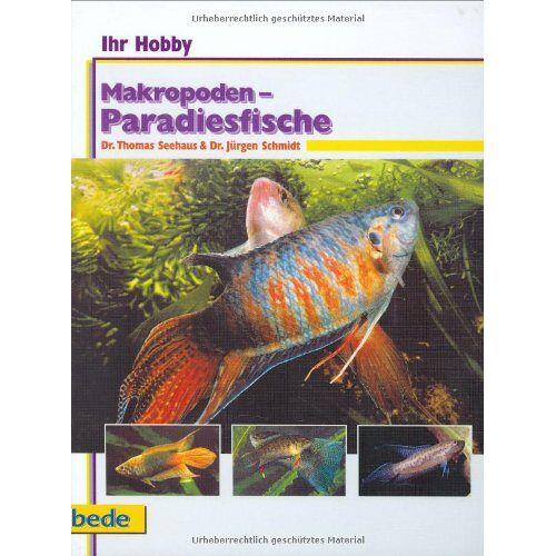 Dr. Thomas Seehaus - Makropoden-Paradiesfische, Ihr Hobby - Preis vom 18.06.2021 04:47:54 h