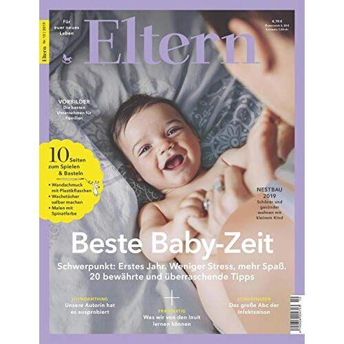 Eltern - Eltern 10/2019 Beste Baby-Zeit - Preis vom 15.06.2021 04:47:52 h