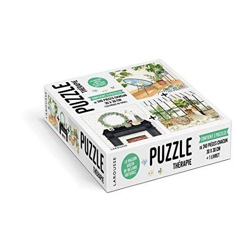 Mélanie Voituriez - Puzzle Thérapie - La Maison green de Mélanie Voituriez - Preis vom 15.10.2021 04:56:39 h