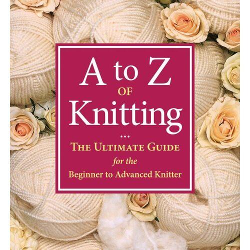 Sue Gardner - A to Z of Knitting - Preis vom 17.06.2021 04:48:08 h