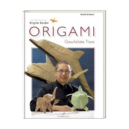 Gérard Ty Sovann - Origami - Geschützte Tiere - Preis vom 13.09.2021 05:00:26 h