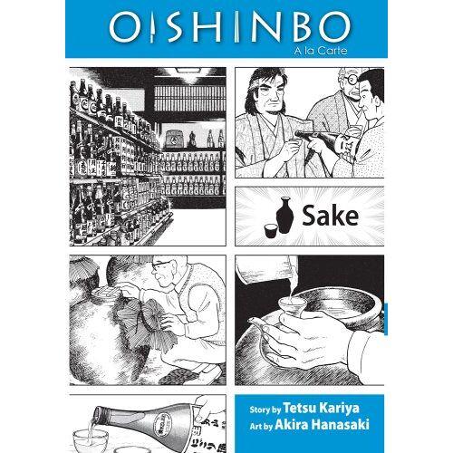 Tetsu Kariya - Oishinbo: Sake: A la Carte (Oishinbo: a la Carte) - Preis vom 20.06.2021 04:47:58 h
