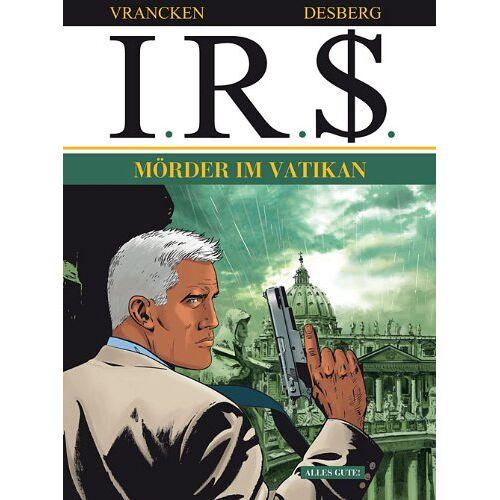 Kaat Vrancken - I.R.$. - 10: Möder im Vatikan - Preis vom 09.06.2021 04:47:15 h