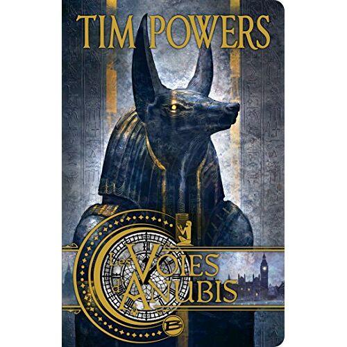 Tim Powers - Les voies d'Anubis - Preis vom 13.06.2021 04:45:58 h