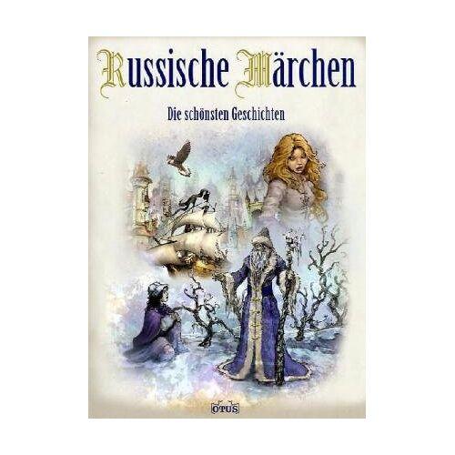 - Russische Märchen - die bekanntesten Geschichten: Die schönsten Geschichten - Preis vom 23.07.2021 04:48:01 h