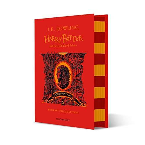 Rowling, J. K. - Harry Potter and the Half-Blood Prince – Gryffindor Edition (Harry Potter Gryffindor Editio) - Preis vom 16.06.2021 04:47:02 h